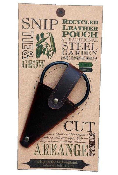 Small gardening scissors by Sting in the Tail - Peach Perfect