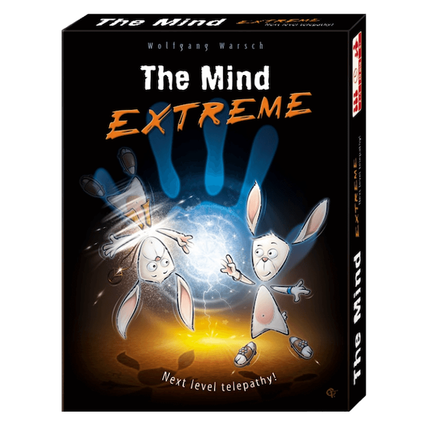 The Mind Extreme team card game - Peach Perfect