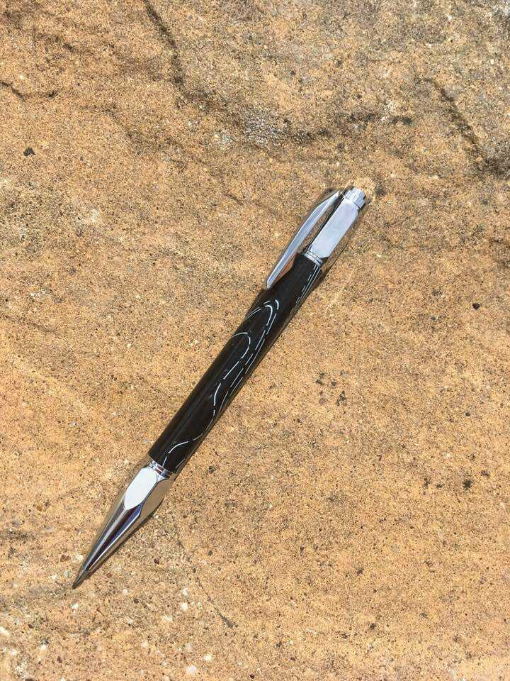 Hand made Acrylic Vector Pen