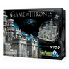 Wrebbit Game of Thrones Winterfell 3D puzzle - Peach Perfect