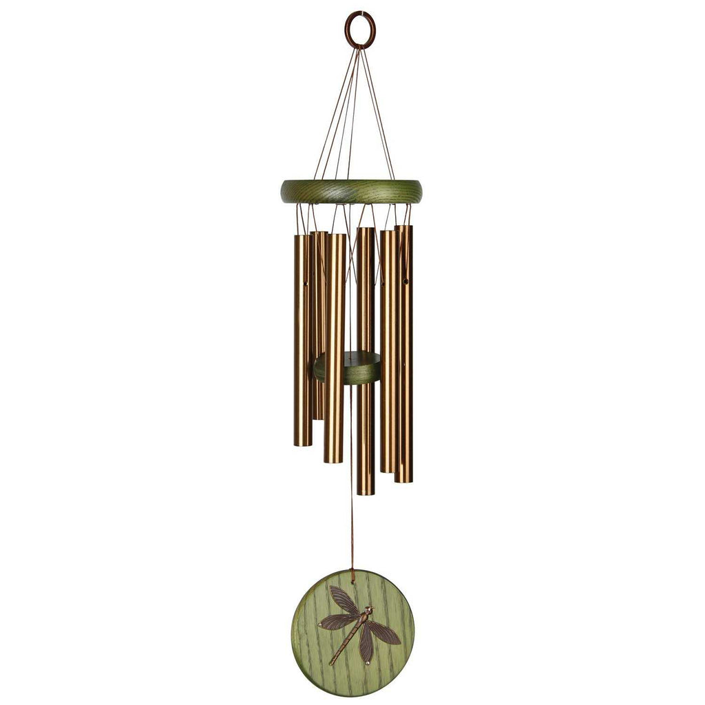 Habitat dragonfly chime - Peach Perfect
