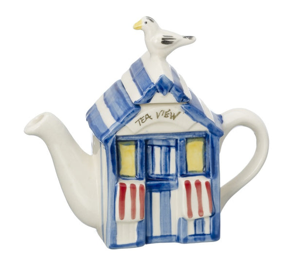 Novelty One Cup Teapots - Peach Perfect - 1