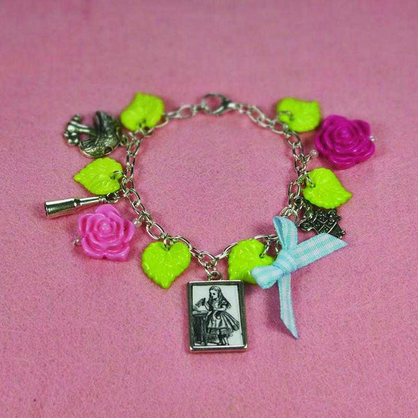 All About Alice' Charm Bracelet Kit - Peach Perfect