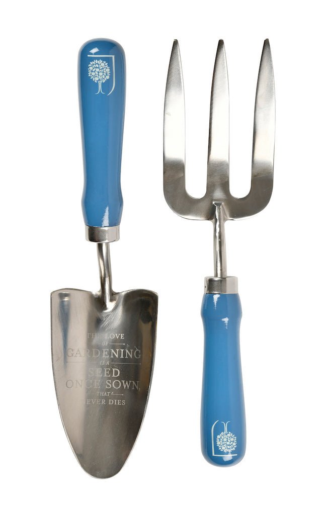 Trowel & Fork by Burgon & Ball - Peach Perfect