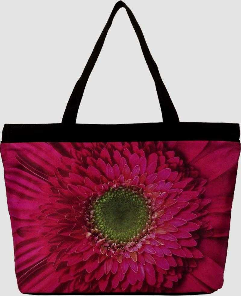Gerbera Daisy Tote bag - Peach Perfect