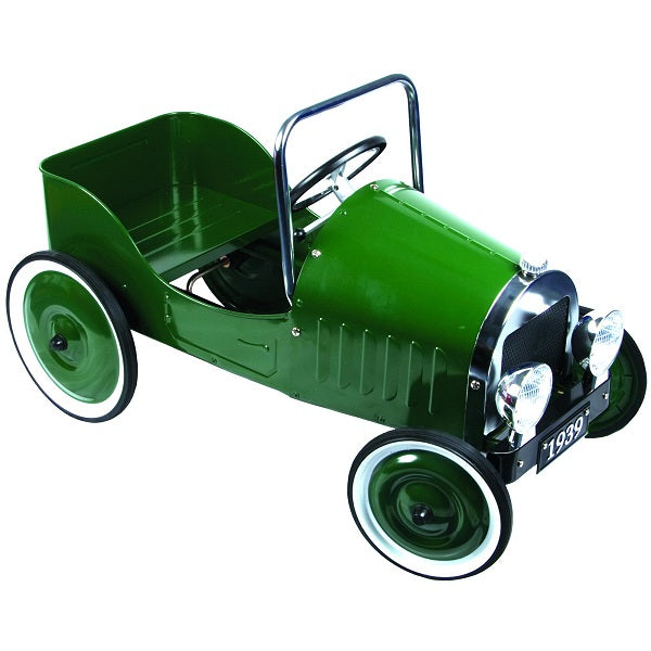 Great gizmos classic pedal car green - Peach Perfect