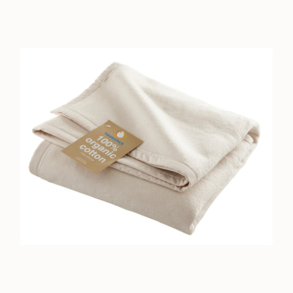 Organic Cotton Pram blanket
