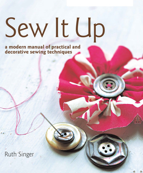 Sew It Up' Sewing manual - Peach Perfect