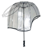 Rainshader Sports Umbrella - Clear - Peach Perfect