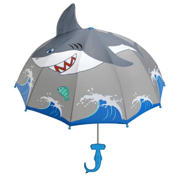 Shark design umbrella for kids by Kidorable - Peach Perfect