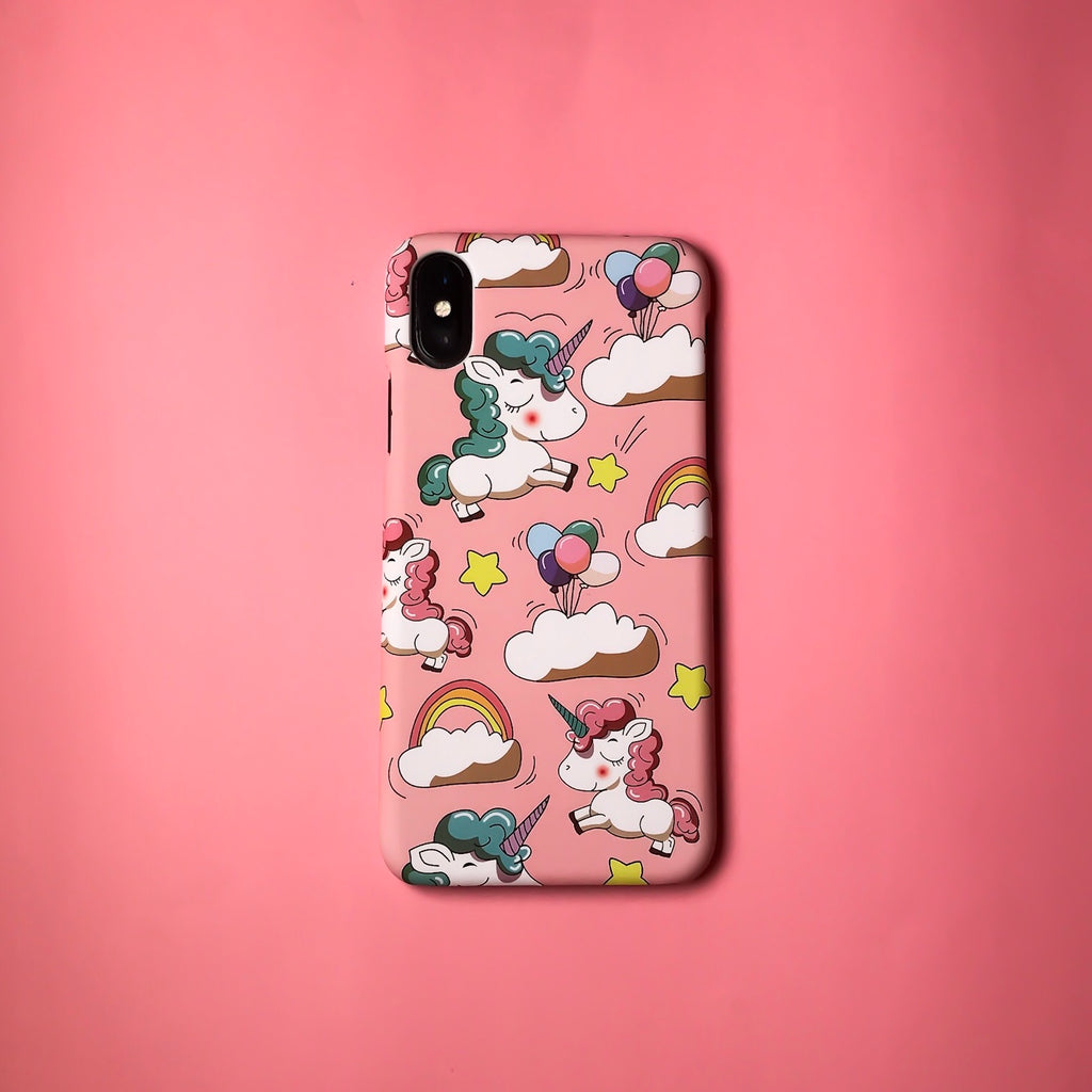 Pink Unicorns Fantasy Case