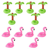 Flamingo Floating Coasters