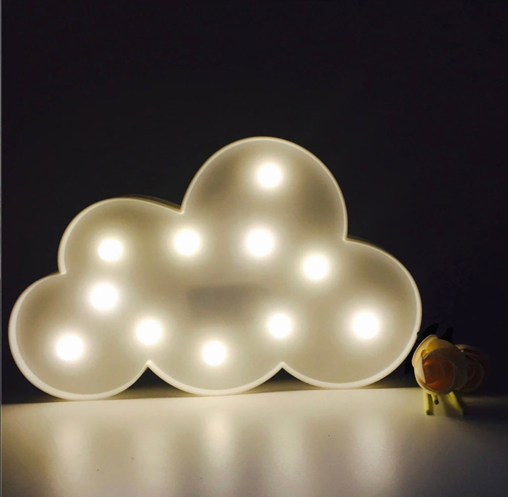 Cloud Table Lamp