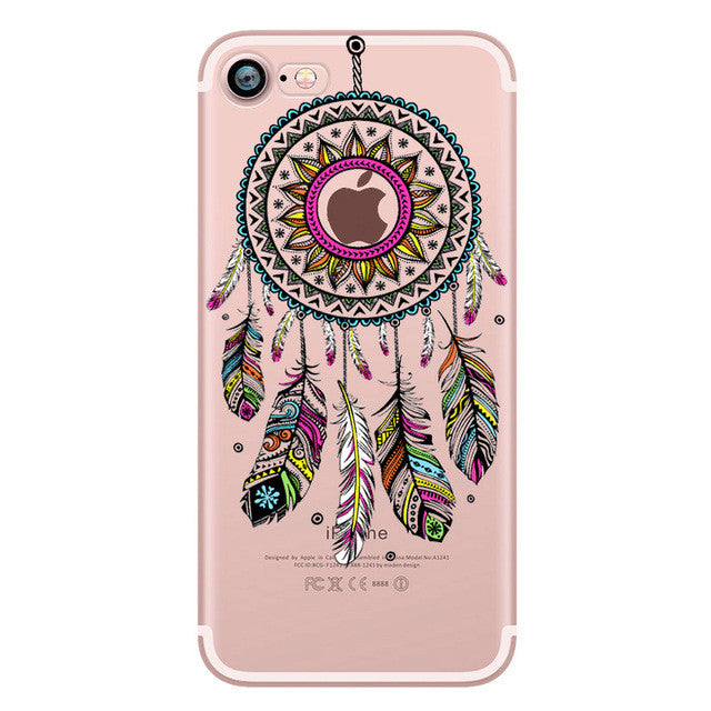 Colored Dream Catcher
