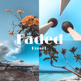 Faded Preset - Free