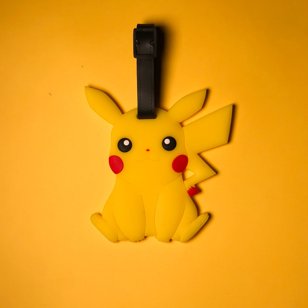 Pikatchu Bag Tag