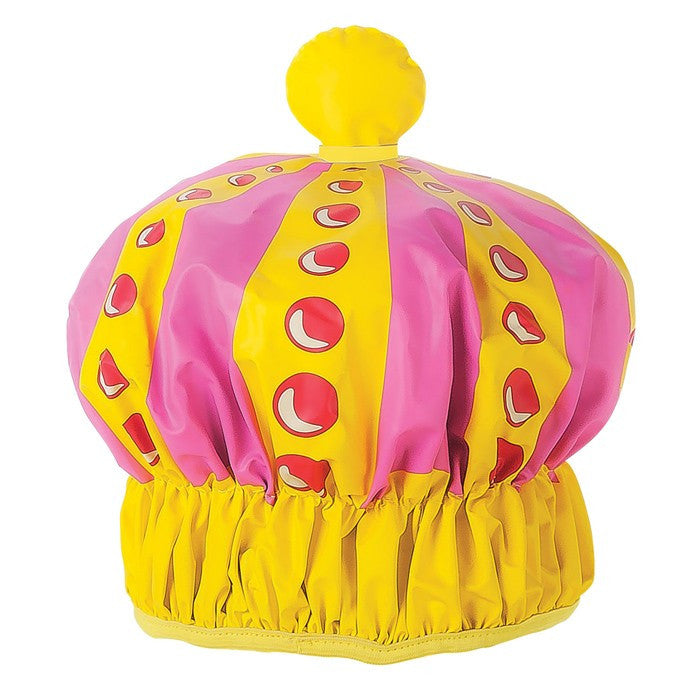 Crown Shower Cap