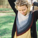 Reverb Shawl Pattern By Felicia Lo