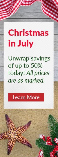 Save up to 50%! all prices are as marked. click to learn more.