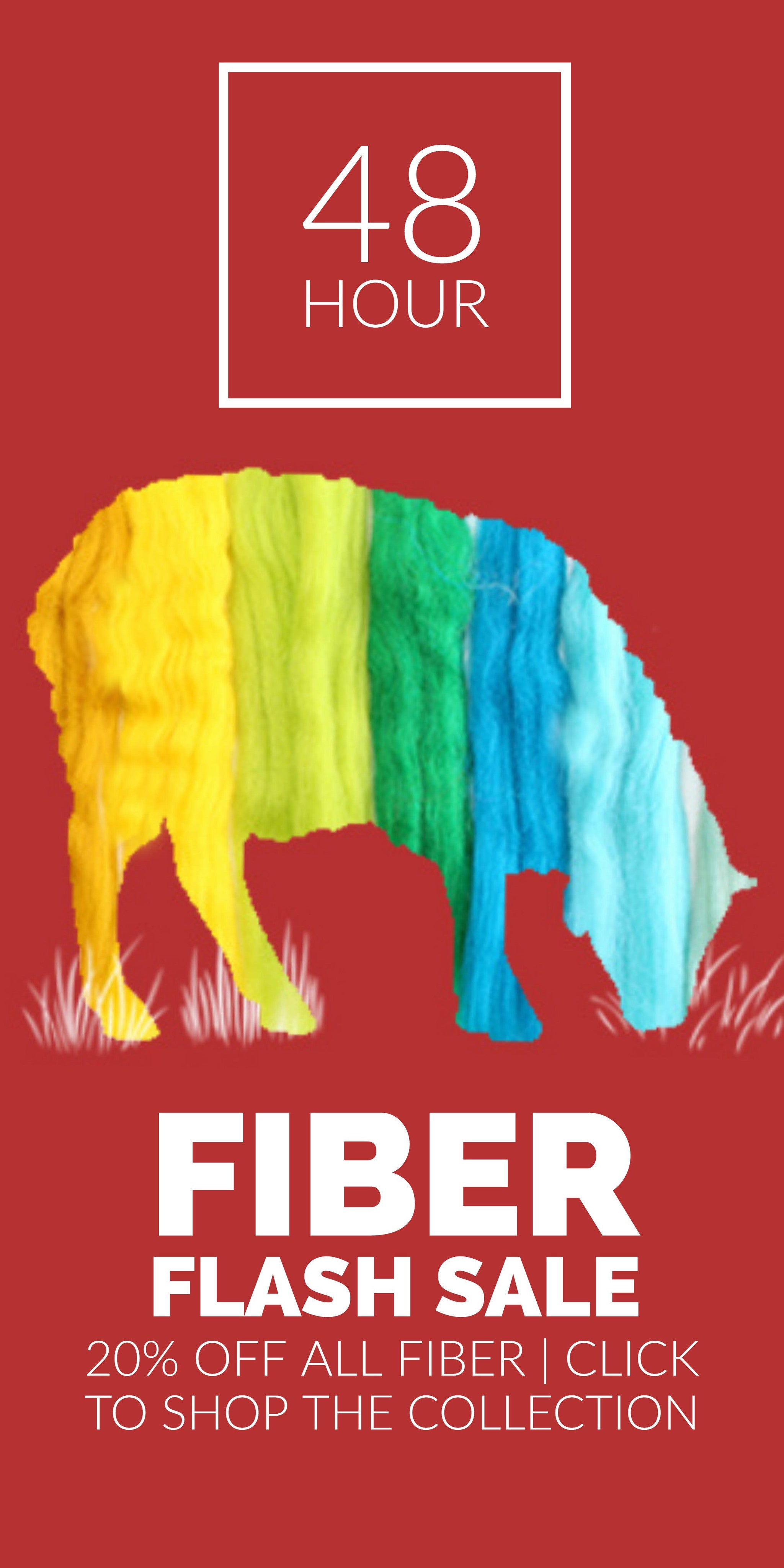 Shop Fiber Flash Sale