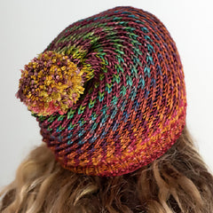 flux hat by urth yarns in uneek worsted