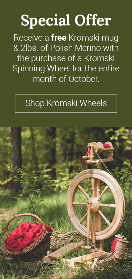 Click to Shop Kromski Wheels