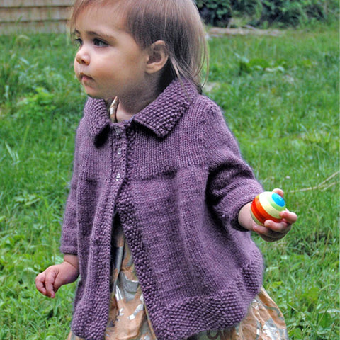 The Moppet Baby Sweater/Jacket