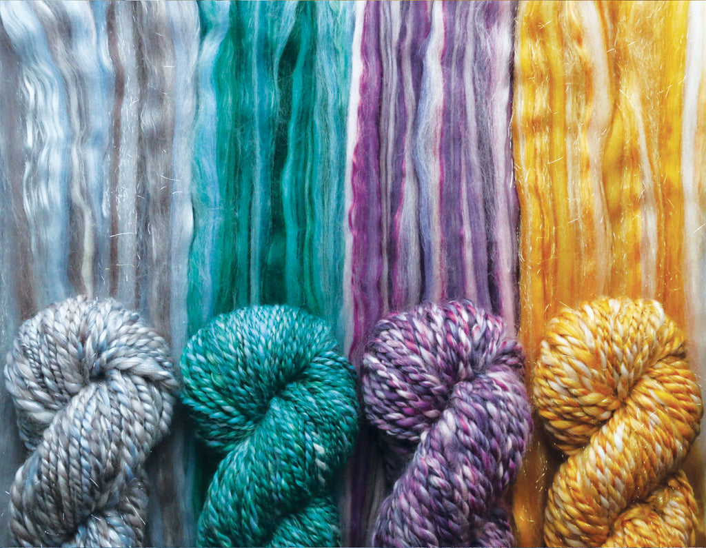 Newenia cashmere merino and silk fiber blends inspired by The Chronicles of Narnia