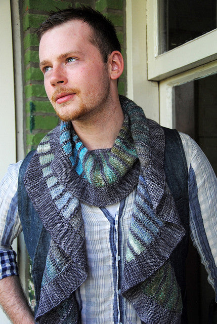 Spectra Shawl Stephen West