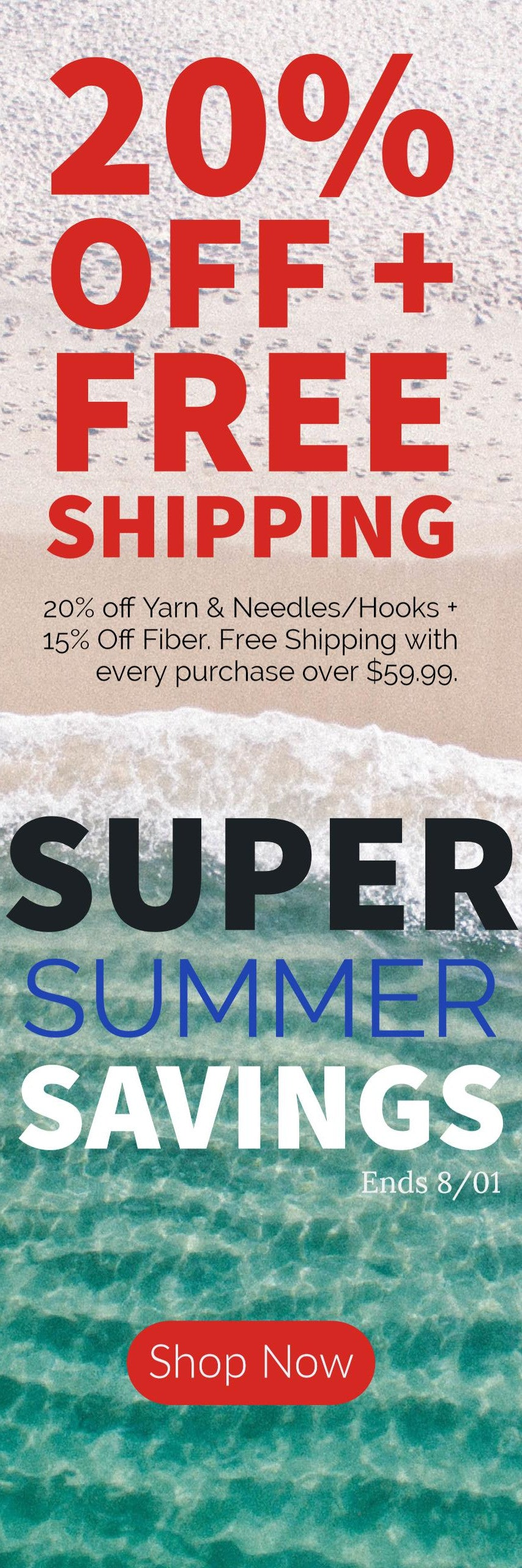 Shop The Super Summer Savings Sale