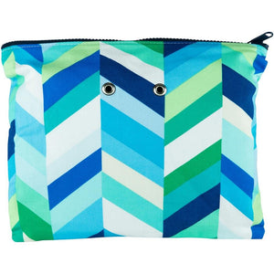 "Yarn POP Knitting Bags-Project Bag-Double 11""X8.5""-Lagoon-"