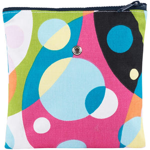 "Yarn POP Knitting Bags-Project Bag-Single 8""X8""-Wild Kaleidoscope-"