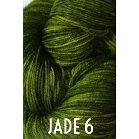 Paradise Fibers Yarn MadelineTosh Twist Light Yarn Jade 6 - 1