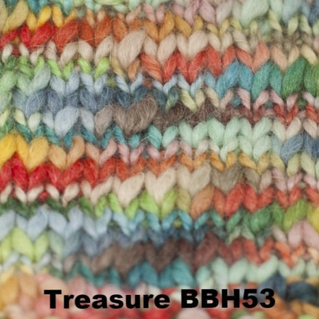 Misti Alpaca Baby Me Boo Hand Painted Yarn Treasure BBH53 - 8