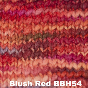 Misti Alpaca Baby Me Boo Hand Painted Yarn-Yarn-Blush Red BBH54-
