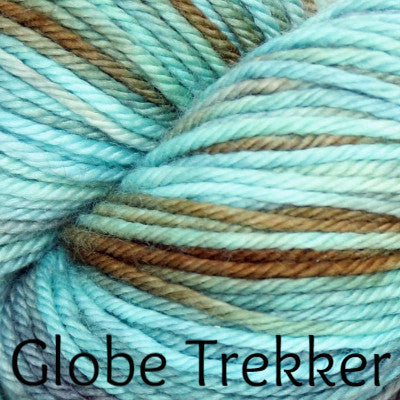 Three Irish Girls Springvale Worsted Yarn Globe Trekker - 2
