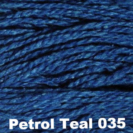 Elsebeth Lavold Designer's Choice Silky Wool Yarn Petrol Teal 035 - 11