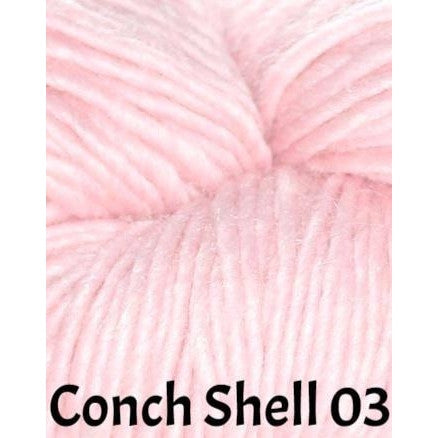Juniper Moon Farm- Moonshine Yarn Conch Shell 03 (DISCONTINUED) - 5
