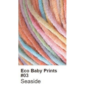Debbie Bliss Eco Baby Yarn - Prints-Yarn-Seaside 03-