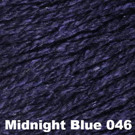 Elsebeth Lavold Designer's Choice Silky Wool Yarn Midnight Blue 046 - 14