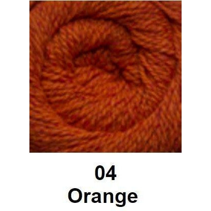 Cascade Roslyn Yarn Orange 04 - 8