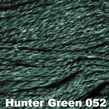 Elsebeth Lavold Designer's Choice Silky Wool Yarn Hunter Green 052 - 16