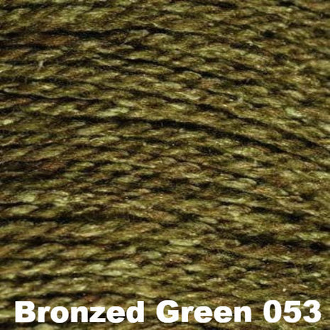 Elsebeth Lavold Designer's Choice Silky Wool Yarn Bronzed Green 053 - 17