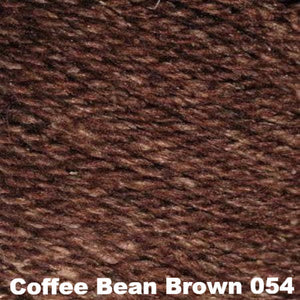 Elsebeth Lavold Designer's Choice Silky Wool Yarn-Yarn-Coffee Bean Brown 054-