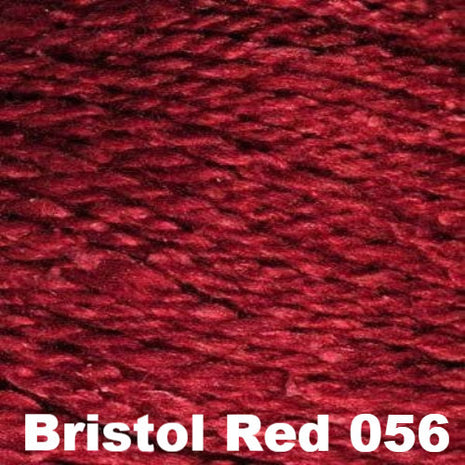 Elsebeth Lavold Designer's Choice Silky Wool Yarn Bristol Red 056 - 19