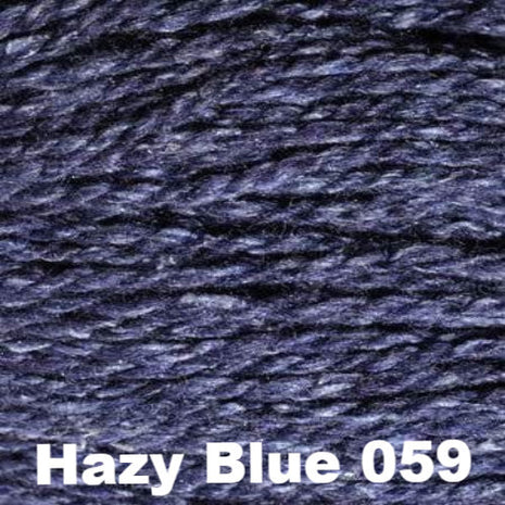 Elsebeth Lavold Designer's Choice Silky Wool Yarn Hazy Blue 059 - 21