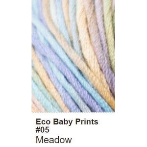 Debbie Bliss Eco Baby Yarn - Prints-Yarn-Meadow 05-