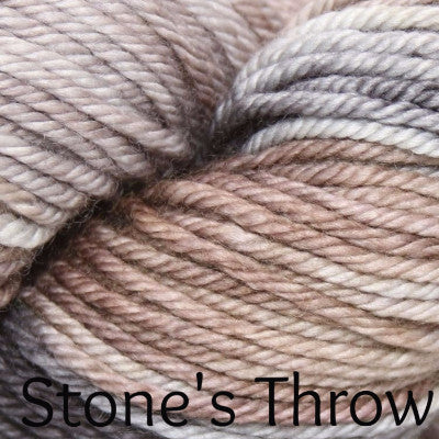 Three Irish Girls Springvale Worsted Yarn Stone's Throw - 6