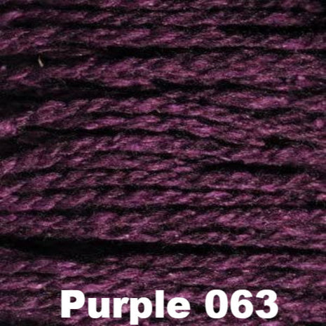 Elsebeth Lavold Designer's Choice Silky Wool Yarn Purple 063 - 24