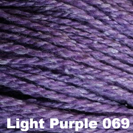 Elsebeth Lavold Designer's Choice Silky Wool Yarn Light Purple 069 - 27